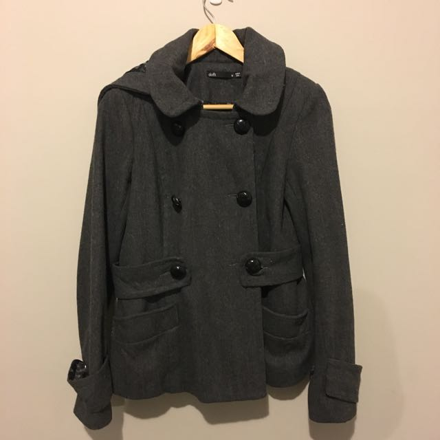 Dotti Dark Grey Jacket
