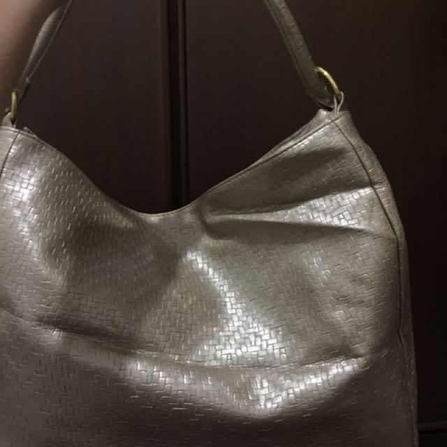 Estee Lauder Gold Bag