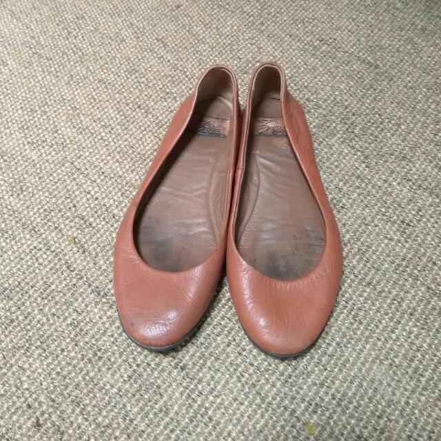 Flats Shoes Zara Girls