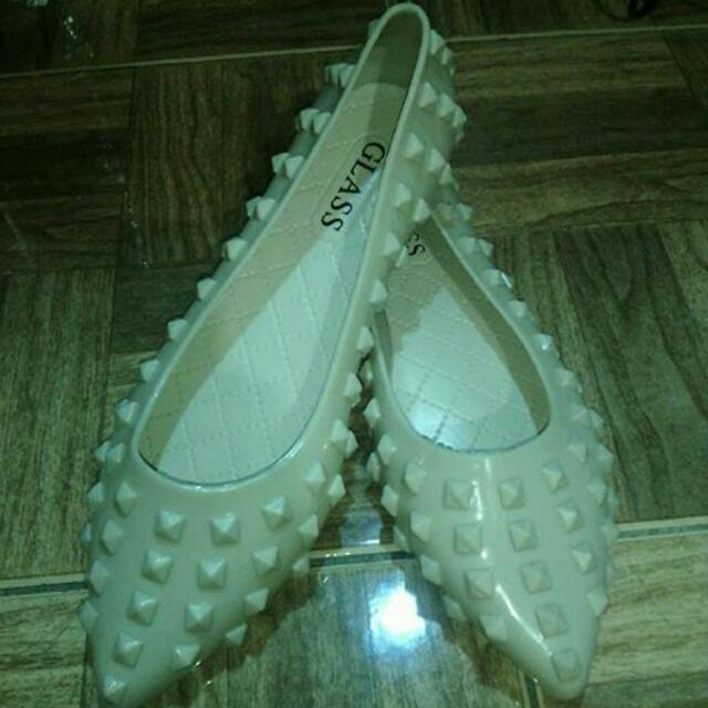 Flatshoes Glass