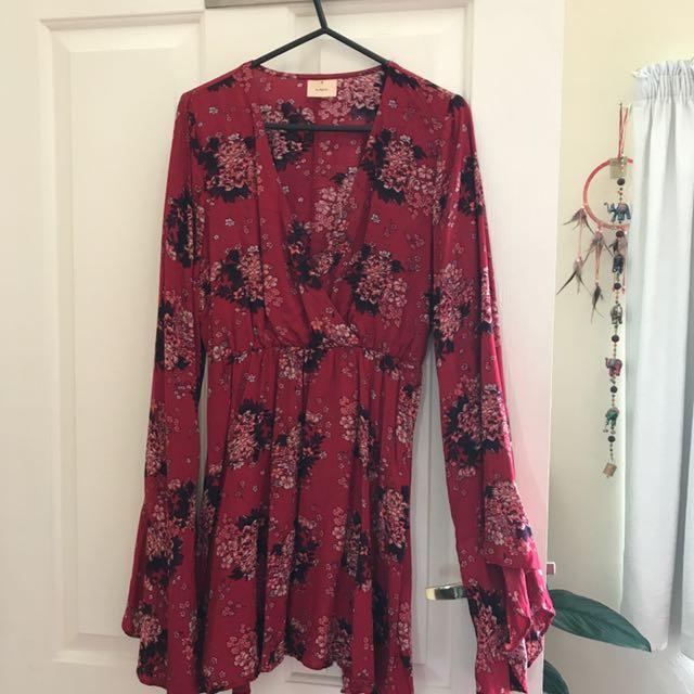 Princess Polly Floral Dress