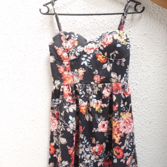 Floral Dress for Summer! ❤️️