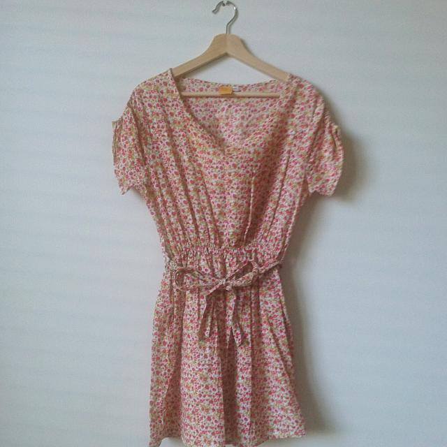 Medium | Floral Summer Dress