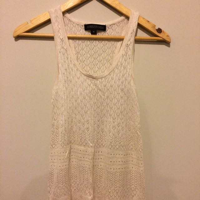 Forever New Lace Tank Top