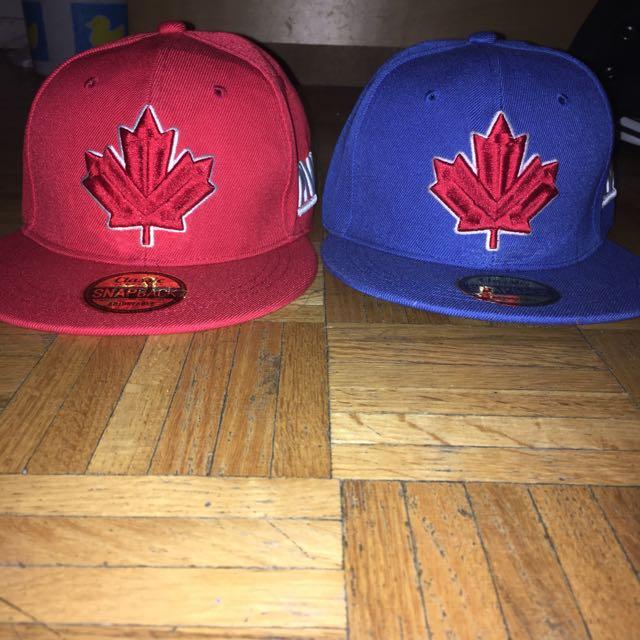 Fresh Snapbacks, $15 Each Or $25 For Both