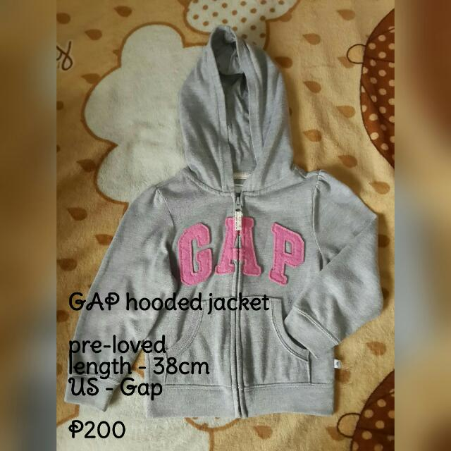 GAP hooded jacket
