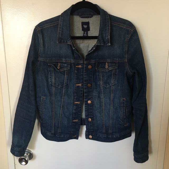 Gap Denim Jacket (M)