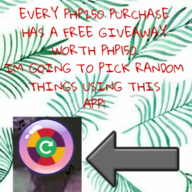 GIVEAWAY!!!!!!!!!!!!!!!!!!!!!!!