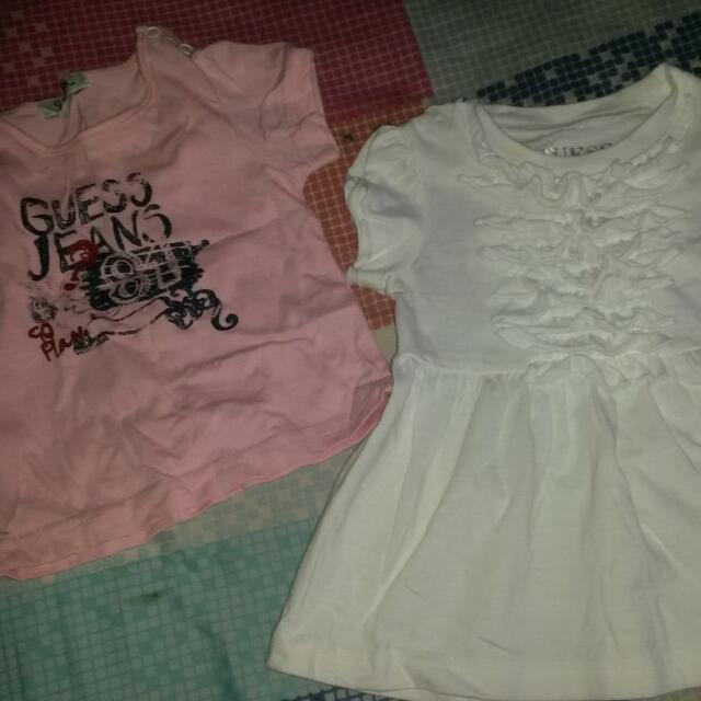 Guess KIDS Large Shirt & Dress