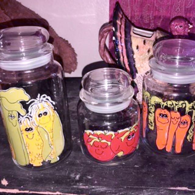 Hildi Jar Set