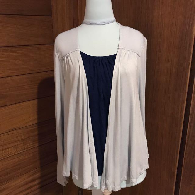 H&M Light Blue Cardigan
