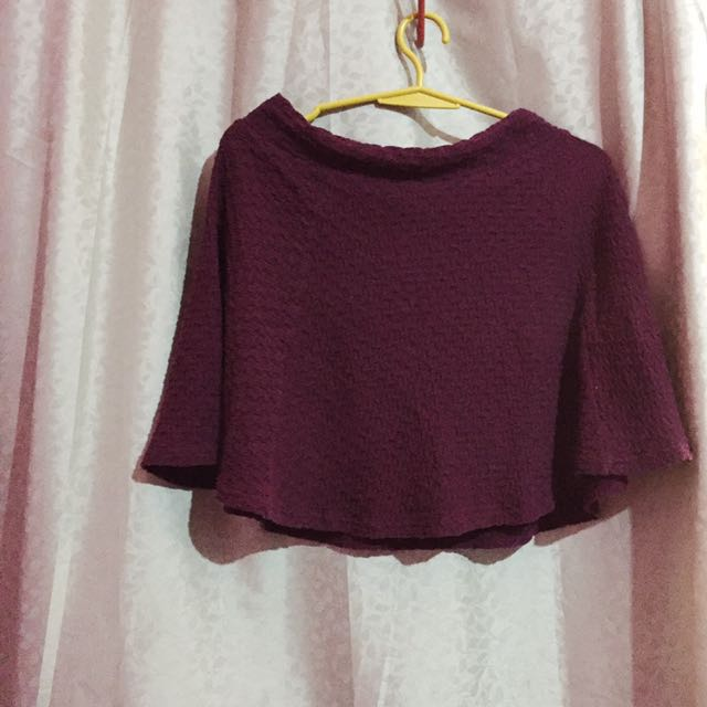 H&M Skater Skirt (quilted)