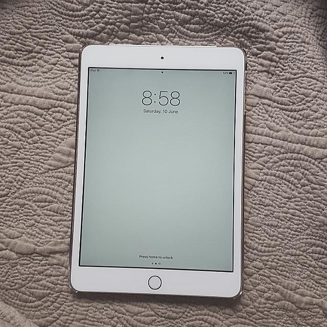 Ipad Mini 3 Wifi+ Cellular 16Gb