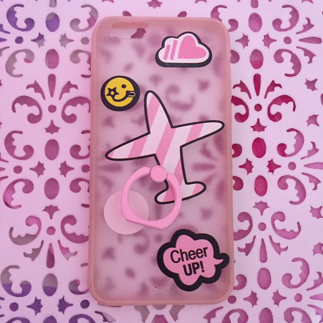 🎀IPHONE6s,6 PATCHES CASE🎀