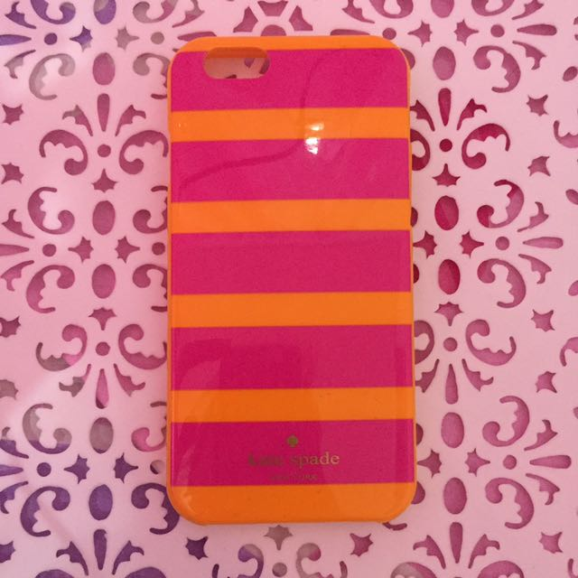 🎀IPHONE6s,6 KATE SPADE CASE🎀