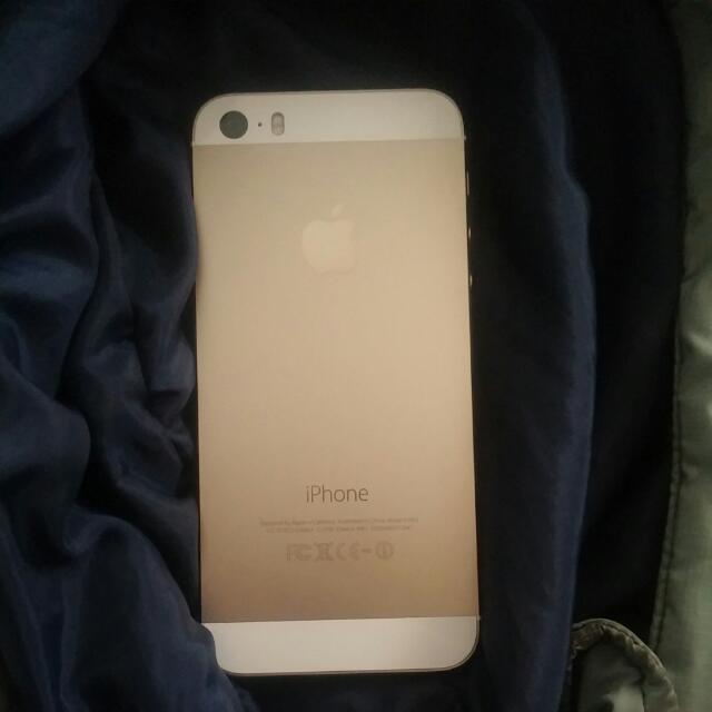 IPhone 5s 32Gb (Gold)
