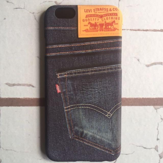 Iphone 6 Case (Blue jeans)