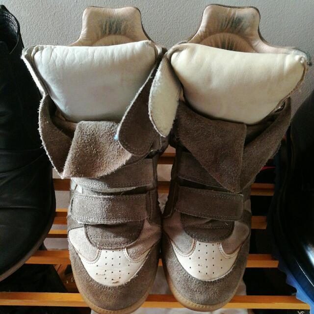 Isabel Marant Sneakers Size 7.5