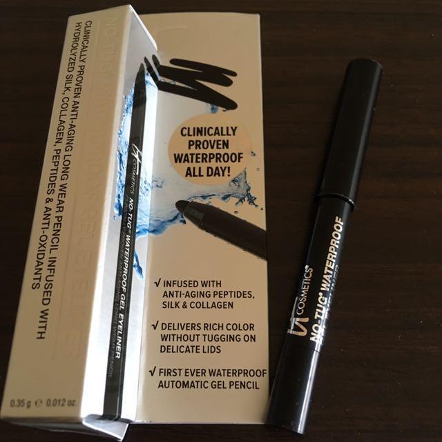 IT Cosmetics No Tug Waterproof Gel Eyeliner