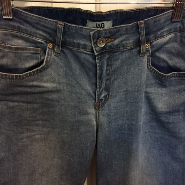 Jag, Size 13. Light Denim Skinny Jeans