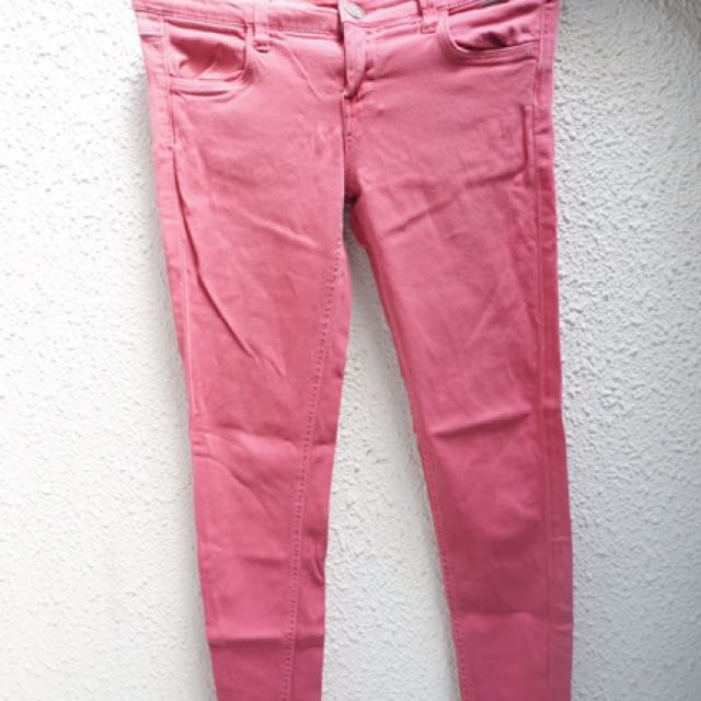 Jeans Pink Stradivarious ❤️️❤️️❤️️