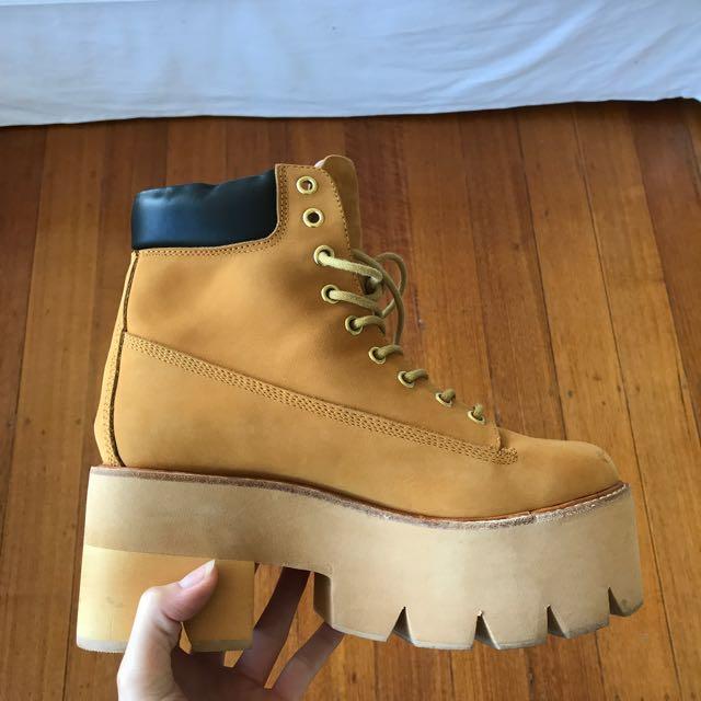 Jeffery Campbell Nirvana Boots
