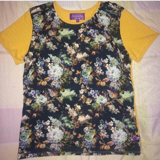 kamiseta blouse preloved