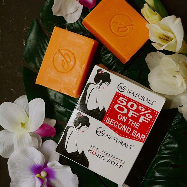 Kojic Soap Skin Lightening EB Naturals