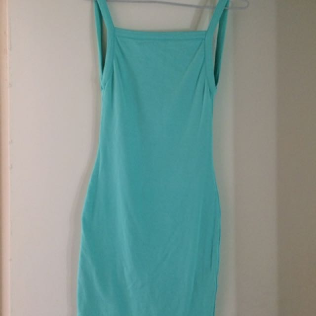 Kookai Turquoise Dress
