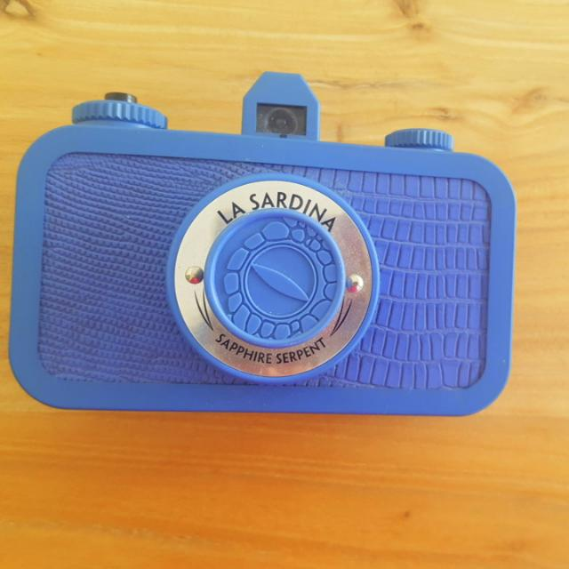 La Sardinia Film camera Retro Cool