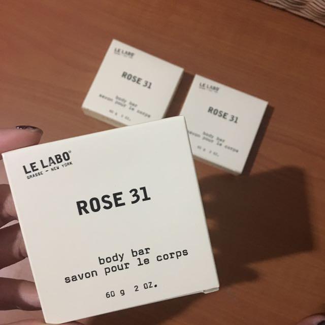 Le Labo - Rose 31 60g