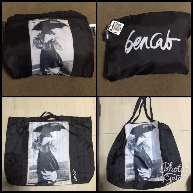 LIMITED EDITION!!! Ben Cab Tote Bag