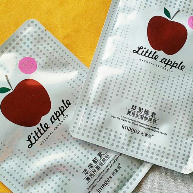 little Apple mask