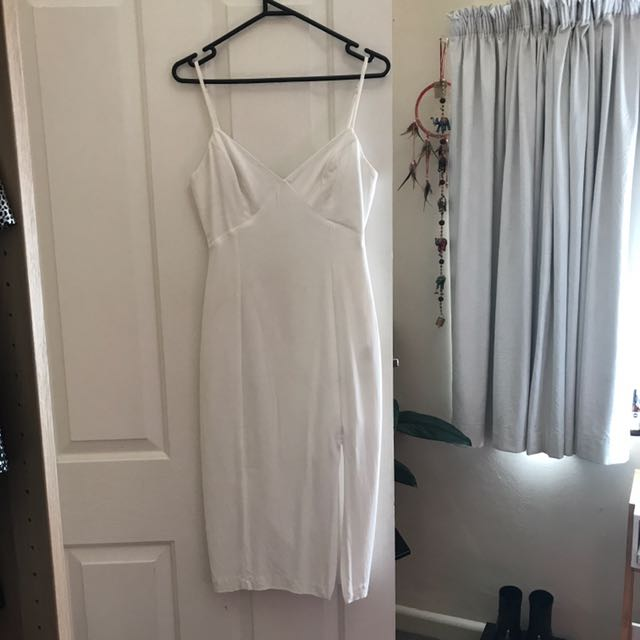 Kookai White Belle Dress