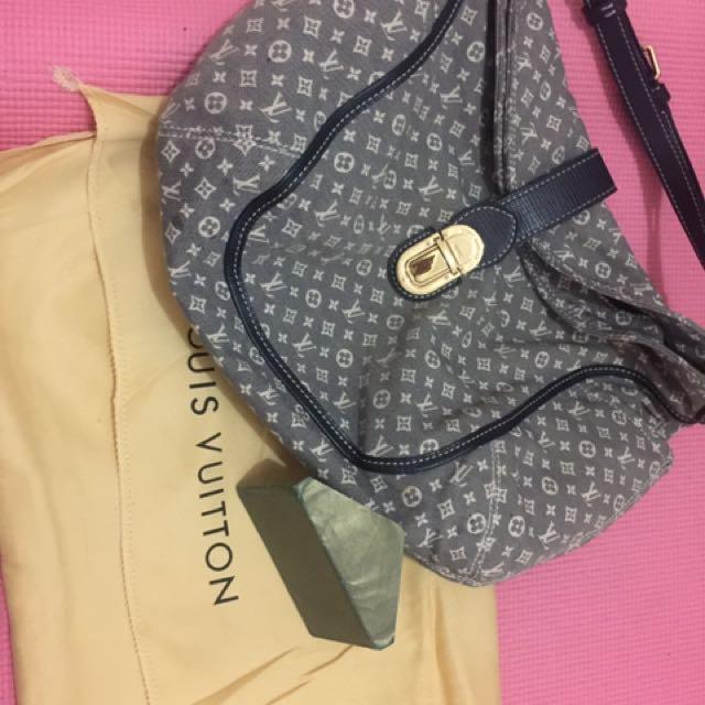 Louis Vuitton Encre Monogram Idylle Romance Shoulder Bag