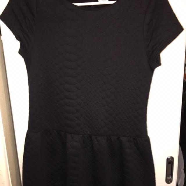 Lyla And co. Size 10 Black Dress
