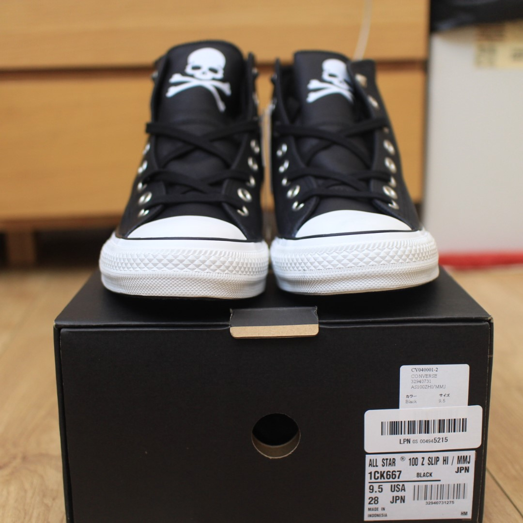 f6c4ee8b6a31 mastermind JAPAN x Converse Japan Chuck Taylor All Star