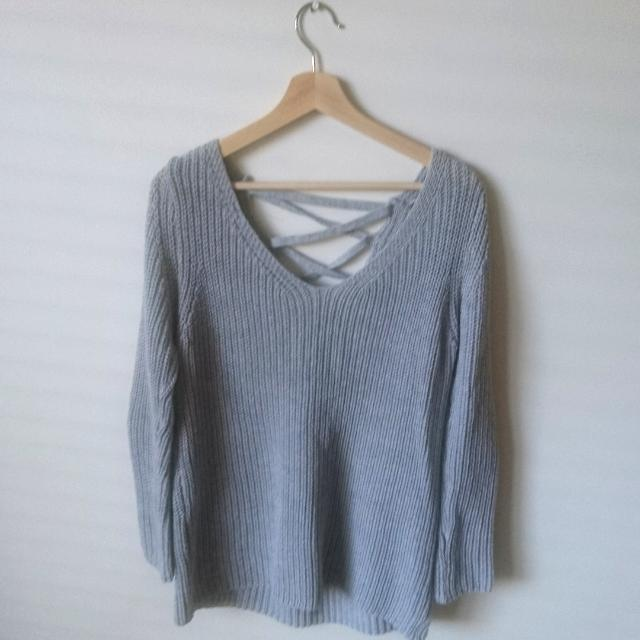 Medium | Grey Knit