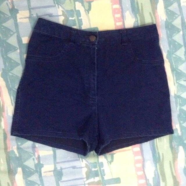Melville highwaist shorts