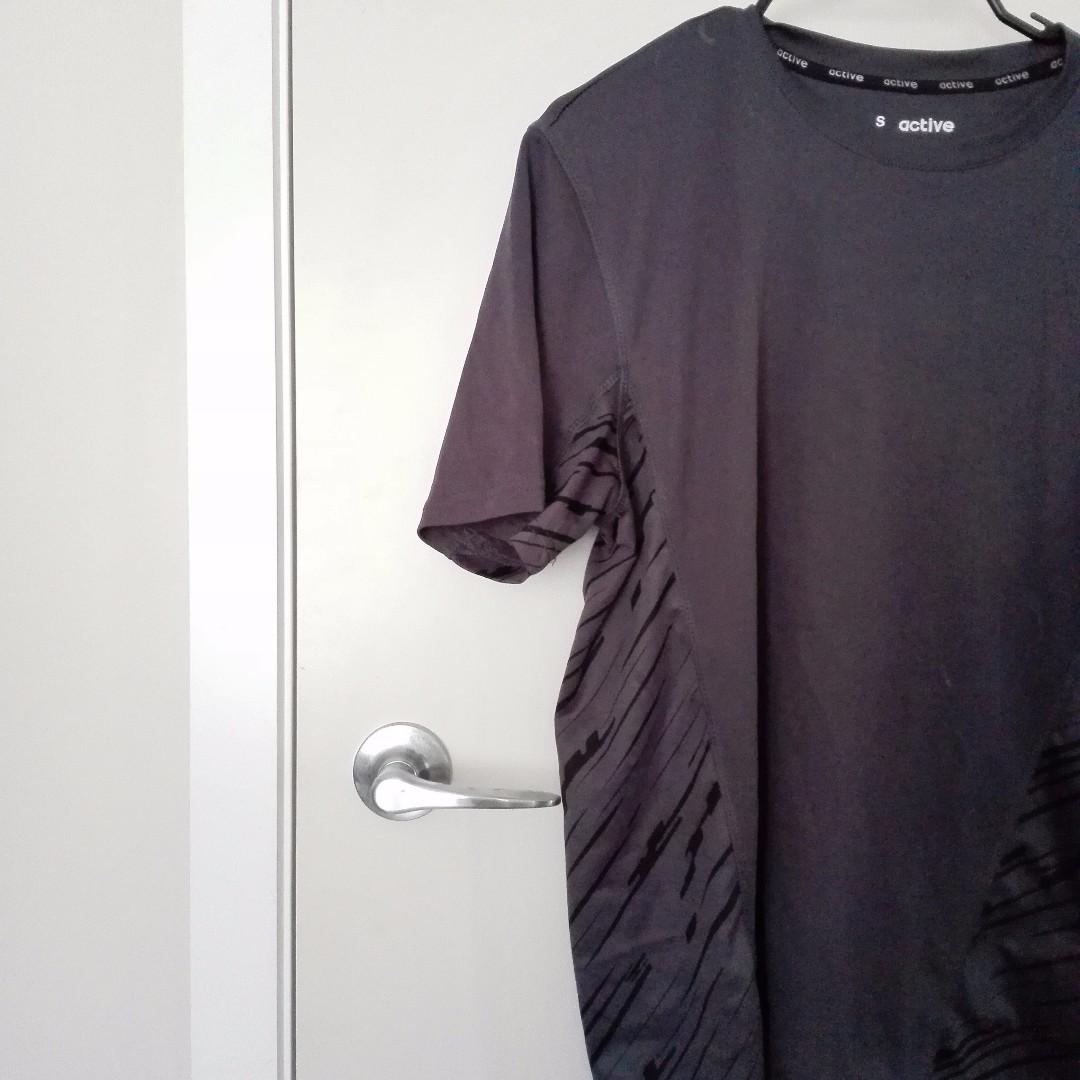 Men's Active Fitness Tee Shirt