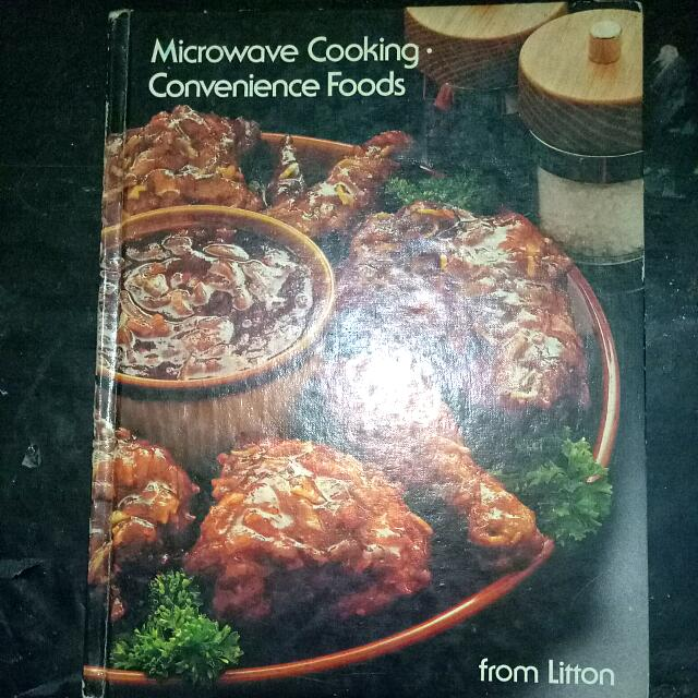 Microwave Cooking Cook Book