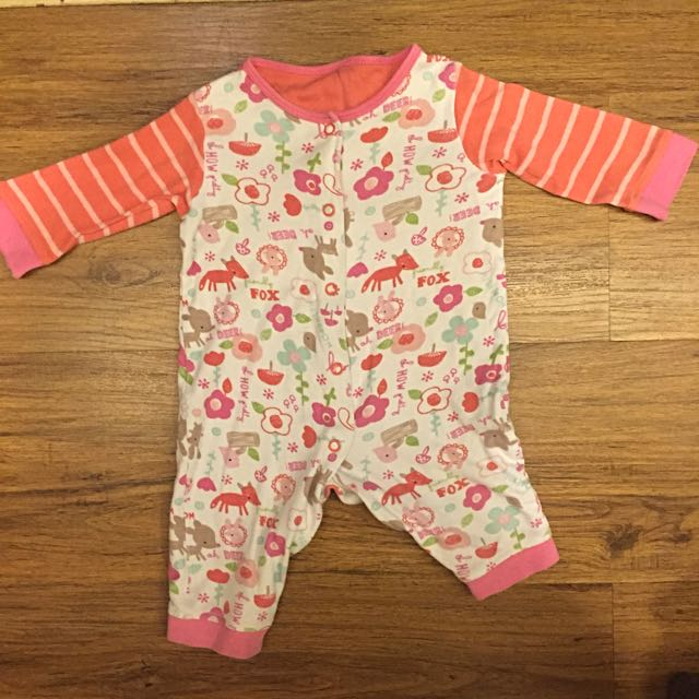 Mothercare Overalls (0-3 Months)
