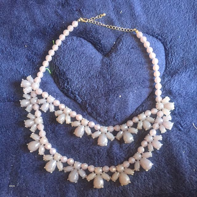 necklace hnm