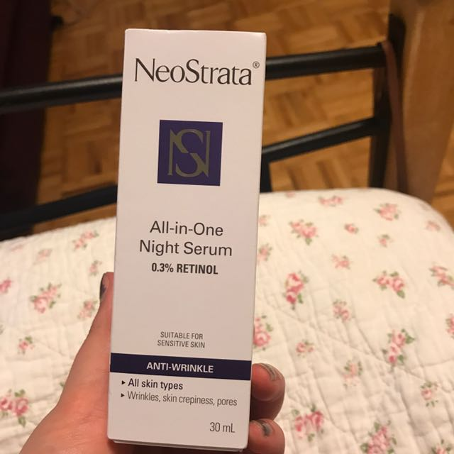 NeoStrata All-in-one night Serum