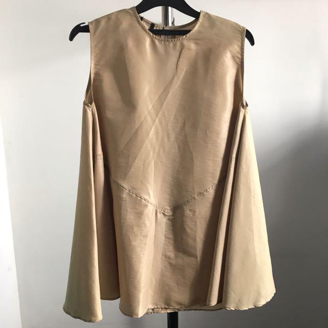 NEW - CREAM DRESS