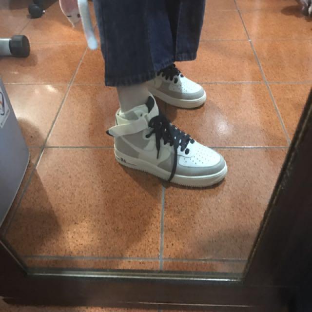 Nike高筒球鞋