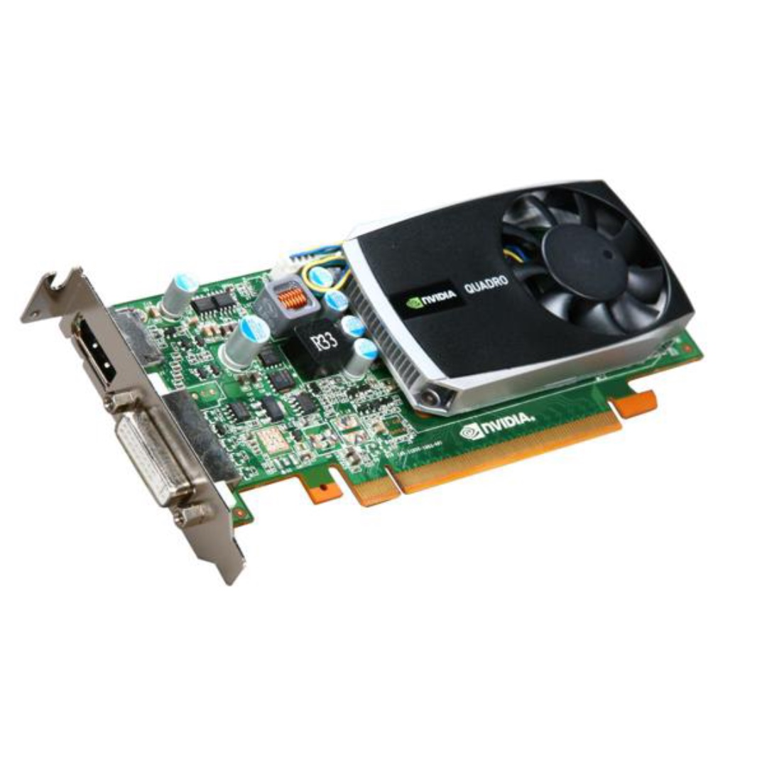 NVIDIA NVS 600 QUADRO GRAPHIC CARD