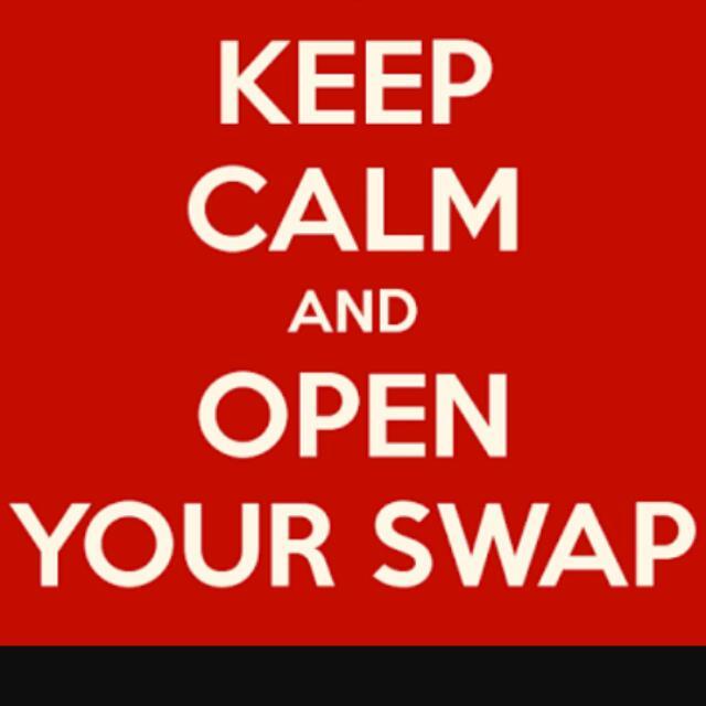 Open For Swap