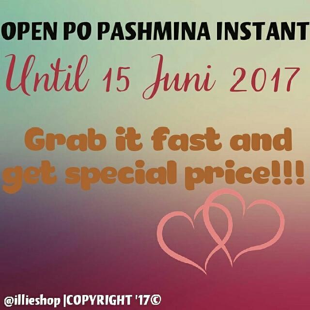 Open PO!!!