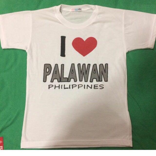 Palawan Souvenir Shirt